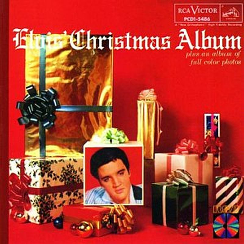 Elvis Presley - Elvis Christmas Album - Cd