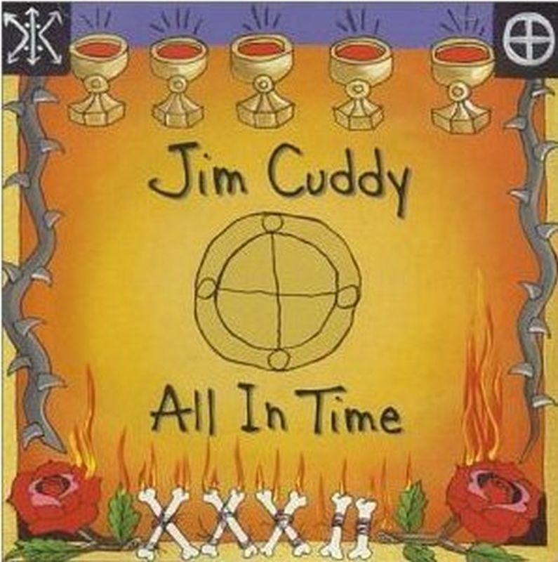 Jim Cuddy - All In Time - Cd