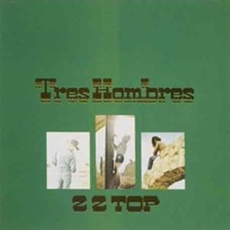 ZZ Top - Tres Hombres - Cd