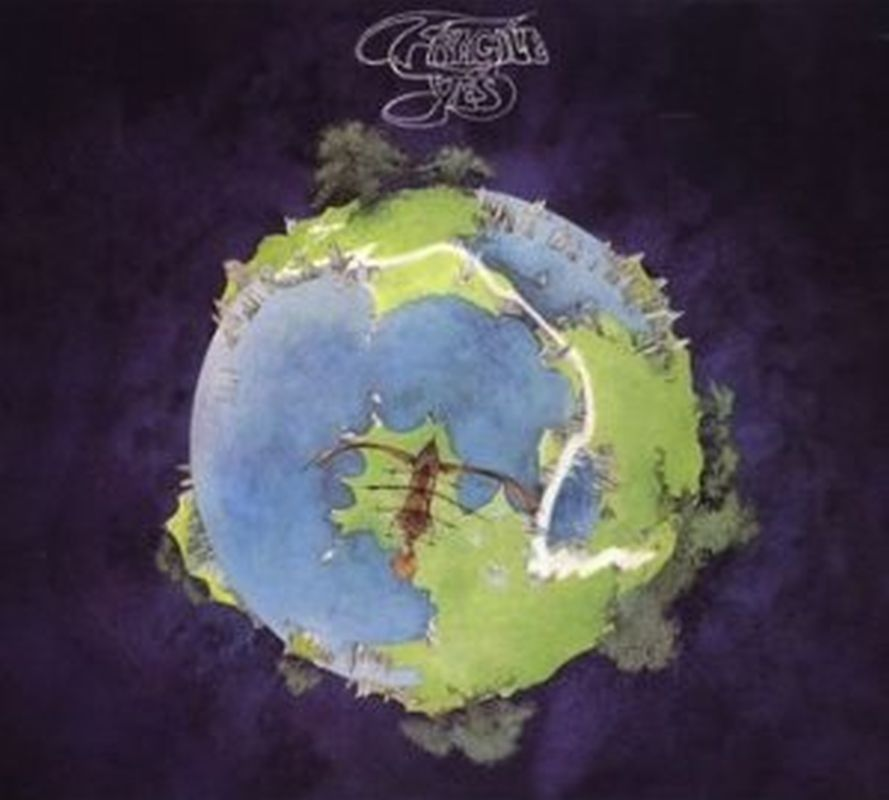Yes - Fragile (rm (expanded) - Cd)