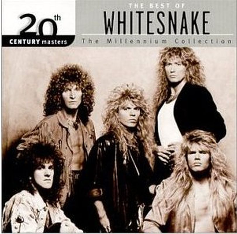 Whitesnake - Best Of (rm - Cd)