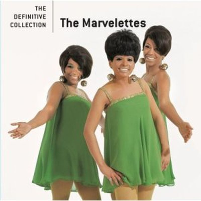 Marvelettes - Definitive Collection - Cd