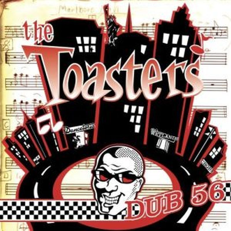 Toasters - Dub 56 - 2 Cd Set