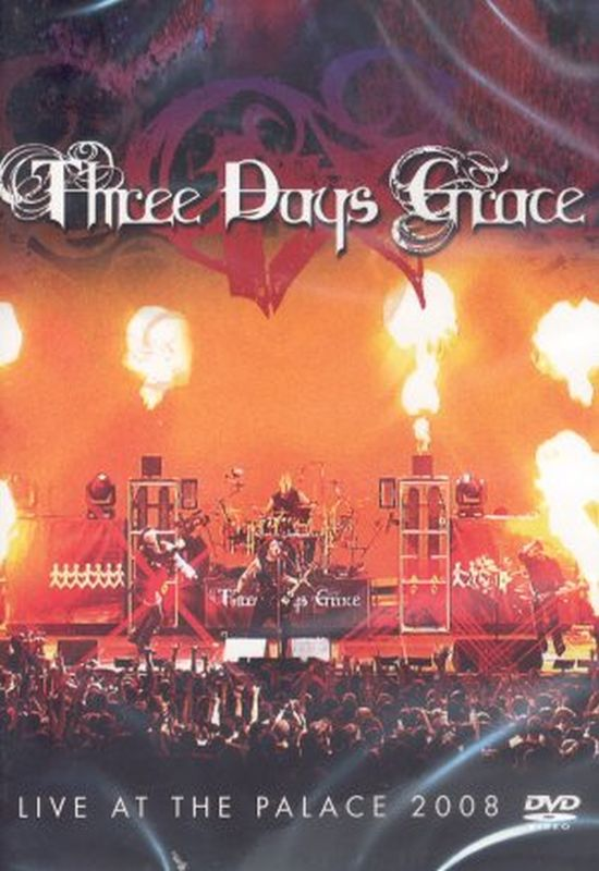 Three Days Grace - Live At The Palace 2008 - Dvd