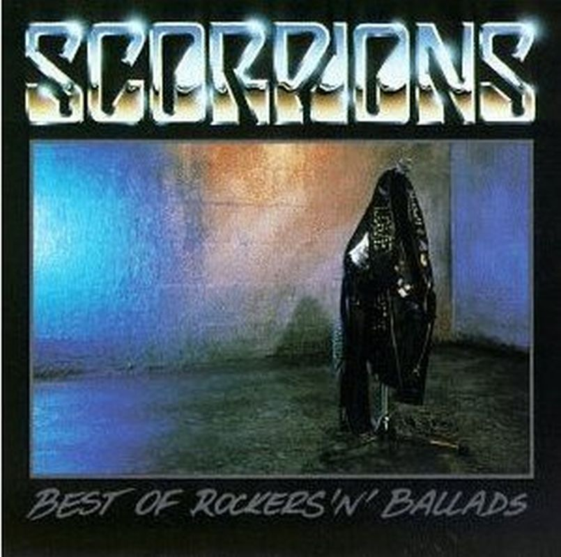 Scorpions - The Best Of Rockers N Ballads - Cd
