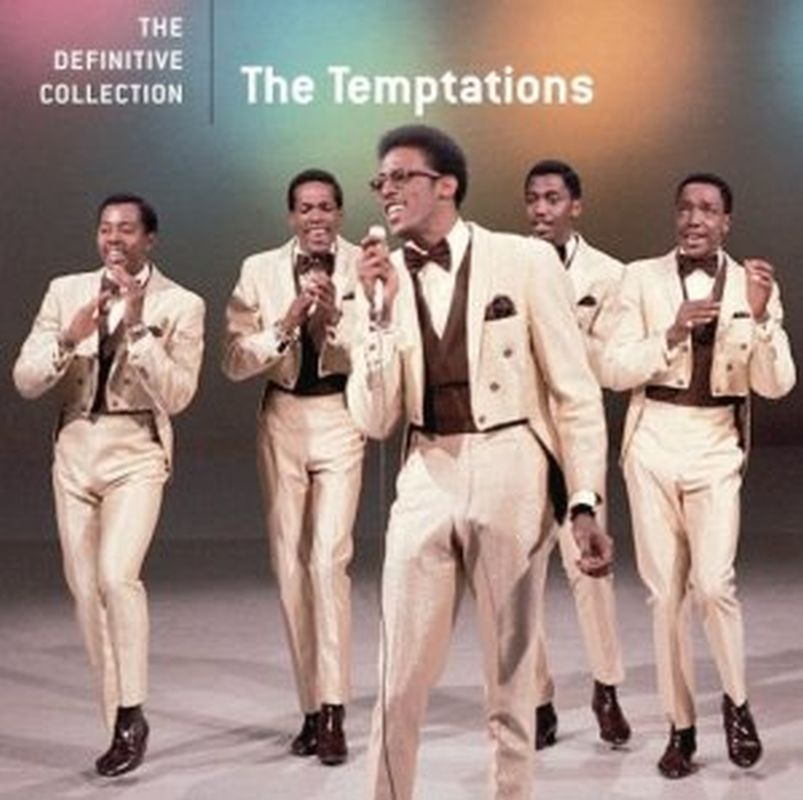 Temptations - Definitive Collection - Cd