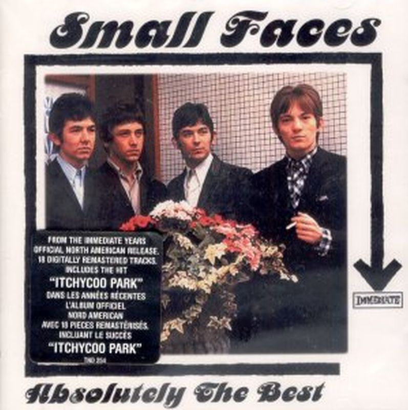 Small Faces - Absolutely The Best - Cd