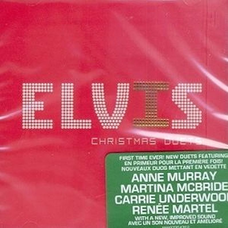 Elvis Presley - Christmas Duets - Cd