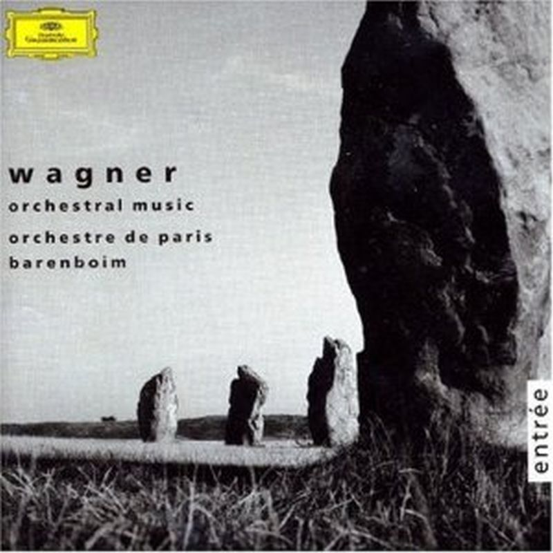 Richard Wagner - Orchestral Music/de Paris - Cd