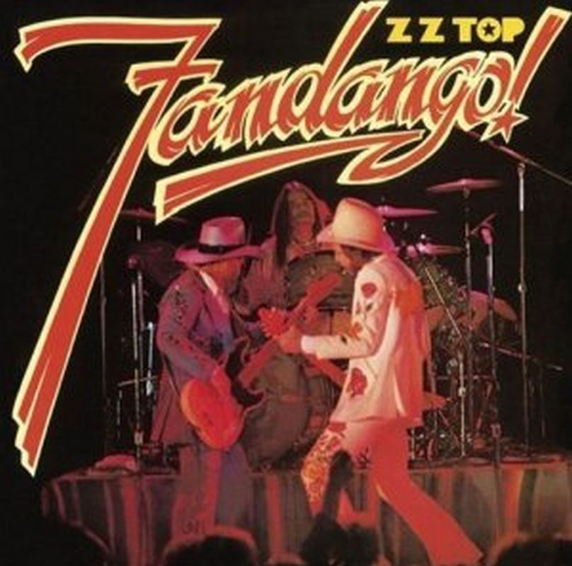 ZZ Top - Fandango - Vinyl