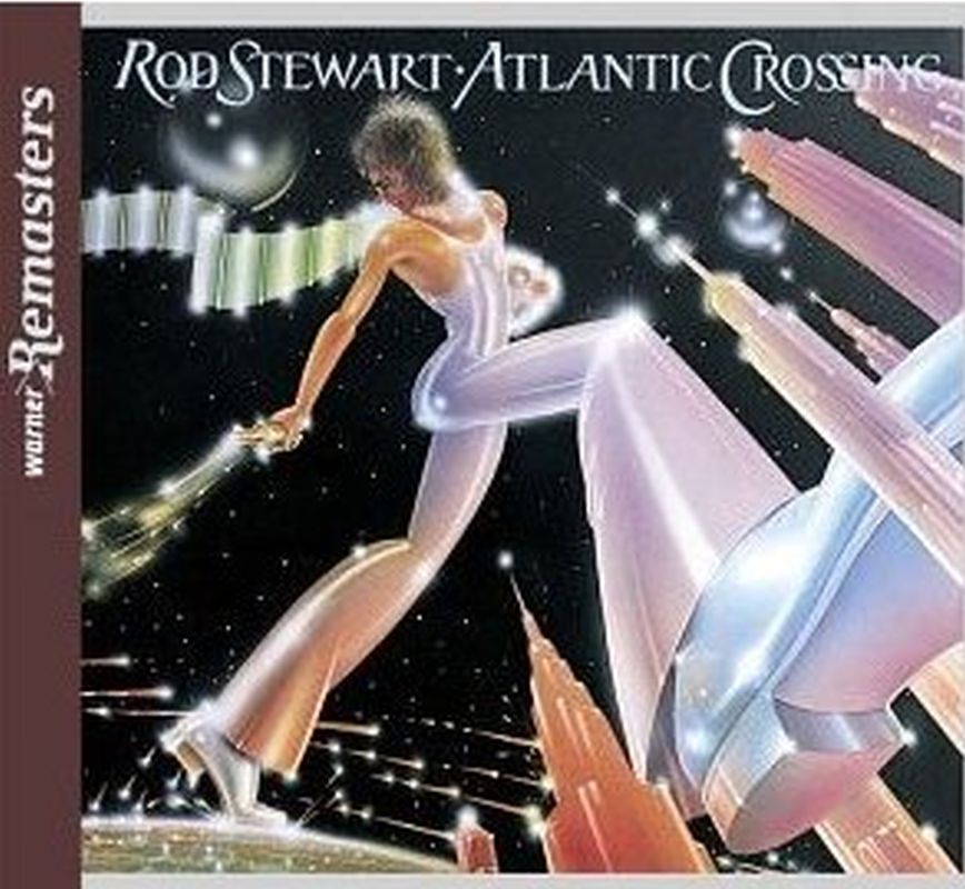 Rod Stewart - Atlantic Crossing (rm - Cd)