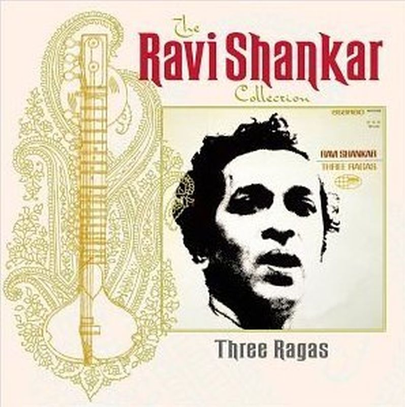 Ravi Shankar - Three Ragas - Cd