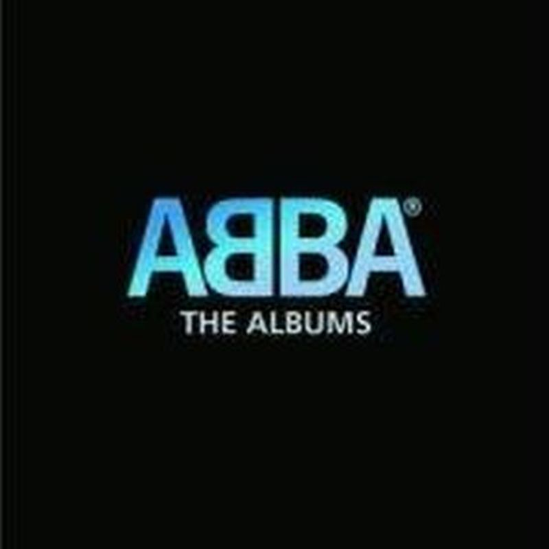 Abba - The Albums - 9cd Boxset