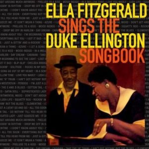Ella Fitzgerald - Sings Duke Ellington Songbook - 2 Cd Set