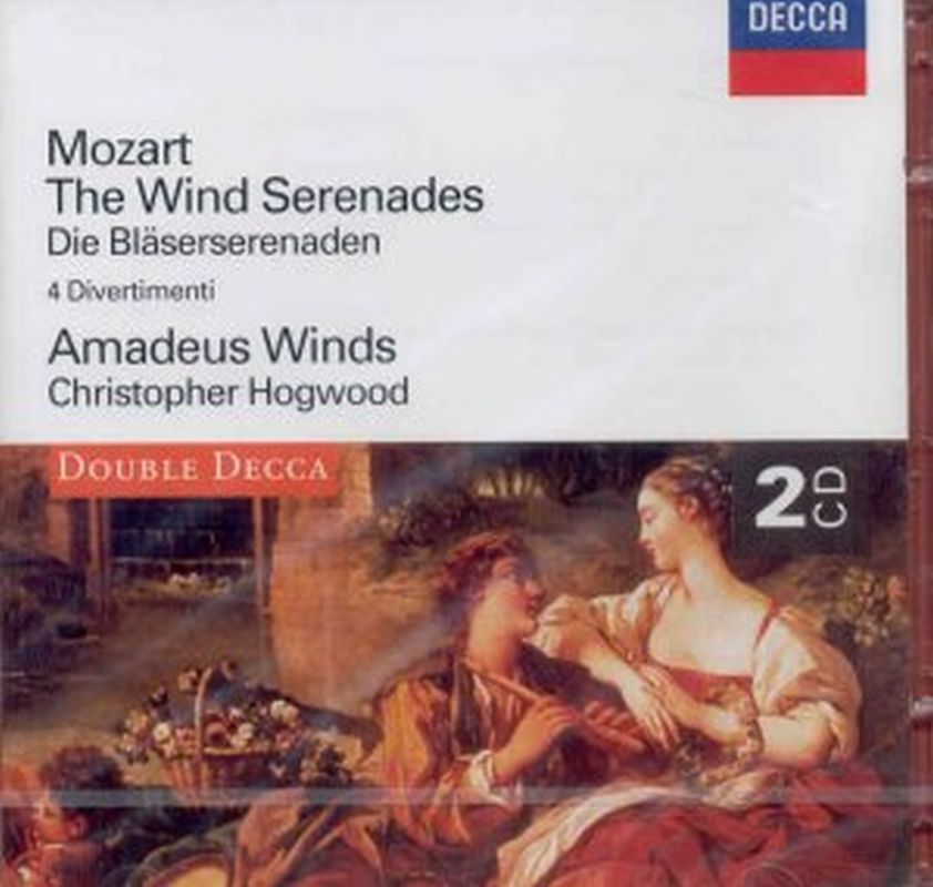 The Wind Serenades