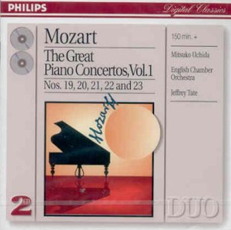 The Great Piano Concertos
