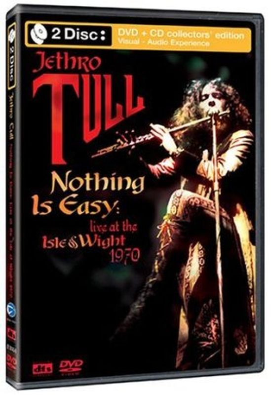 Jethro Tull - Nothing Is Easy (special Edition - Dvd+cd)