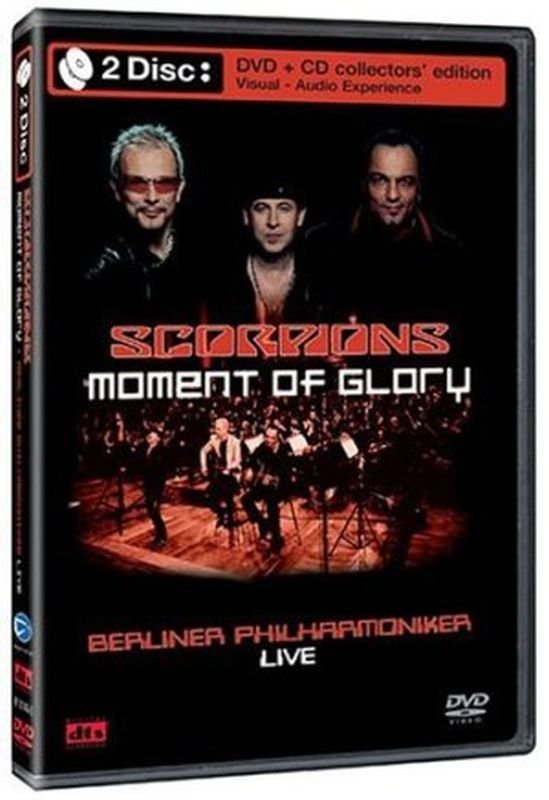 Scorpions - Moment Of Glory (special Edition - Dvd + Cd)