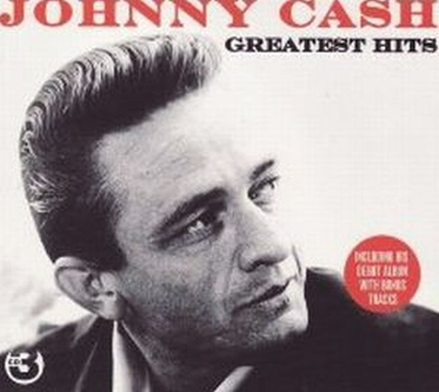 Johnny Cash - Greatest Hits - 3 Cd Set