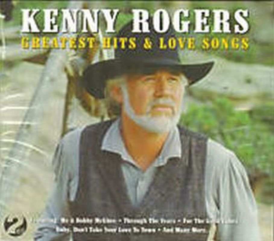 Kenny Rogers - Greatest Hits - 2 Cd Set