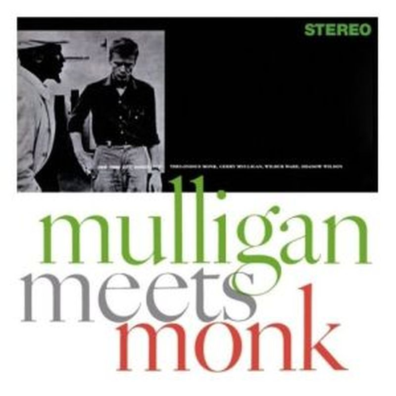 Gerry Mulligan - Meets Thelonious Monk - Cd