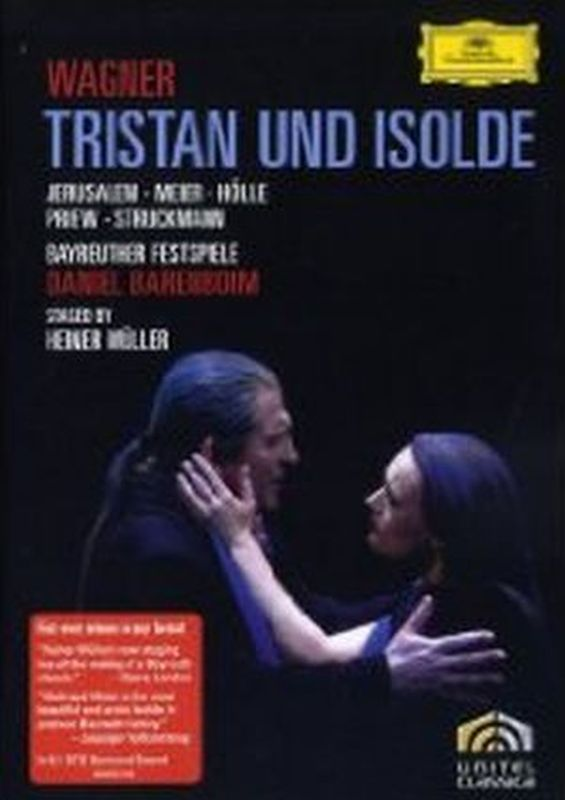 Richard Wagner - Tristan Und Isolde - 2 Dvd Set