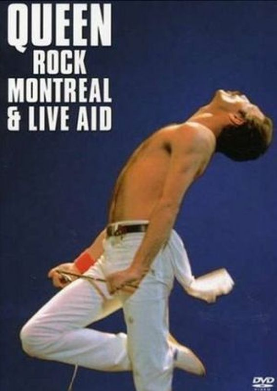 Queen - Rock Montreal &amp; Live Aid (special Edition - 2dvd)