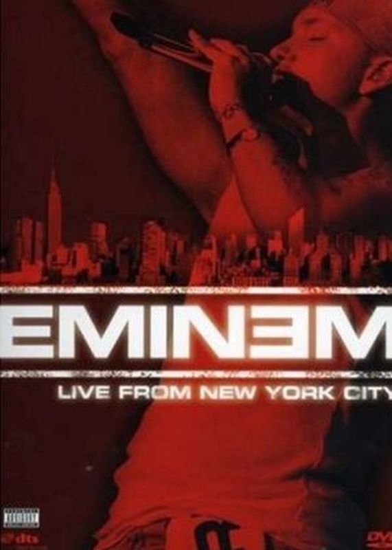 Eminem - Live From New York City - Dvd
