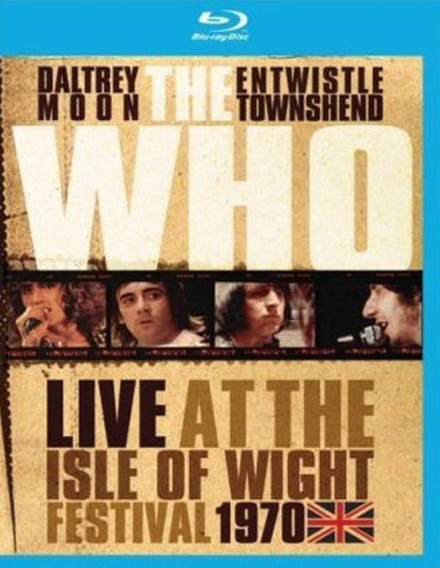 Live At Isle Of Wight