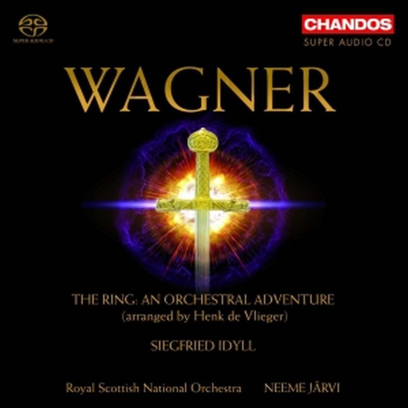 Richard Wagner - Ring: An Orchestral Adventure - Cd/sacd