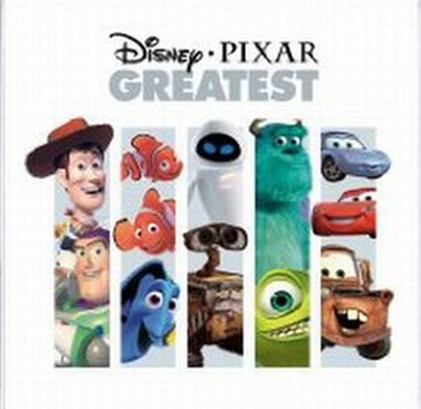 Pixar Greatest