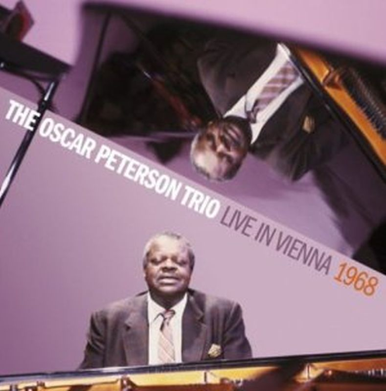 Oscar Peterson - Live In Vienna 1968 - Cd