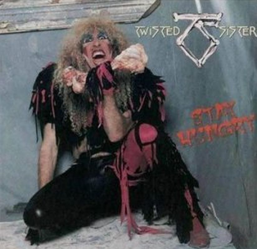Twisted Sister - Stay Hungry - 2 Cd Set