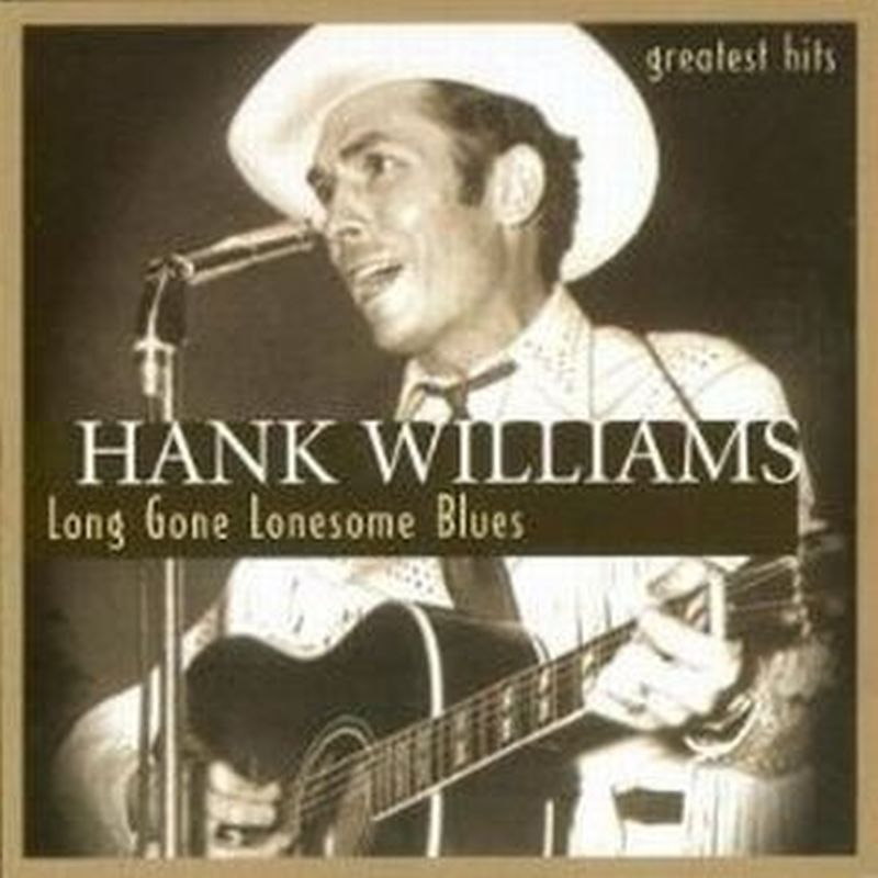 Hank Williams - Long Gone Lonesome Blues - Cd