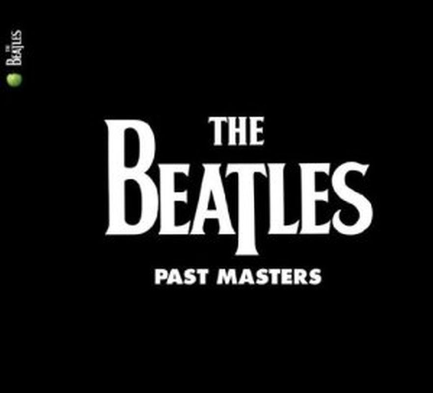 Beatles - Past Masters - 2 Cd Set