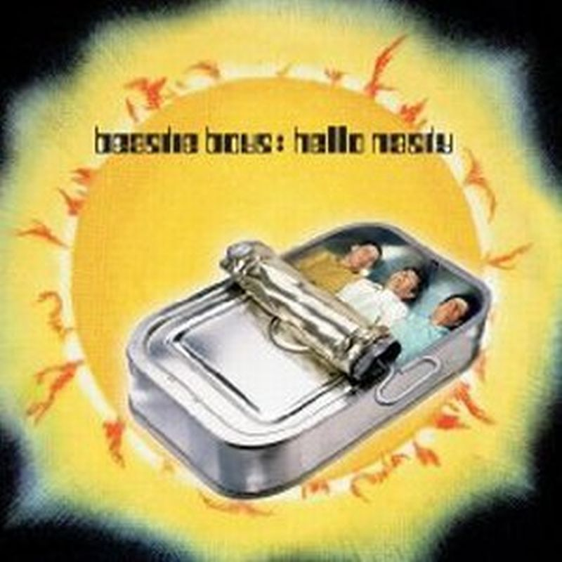 Beastie Boys - Hello Nasty - 2 Vinyl Lp Set