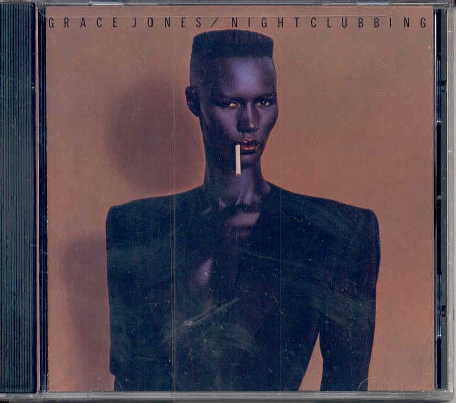 Grace Jones - Nightclubbing - Cd