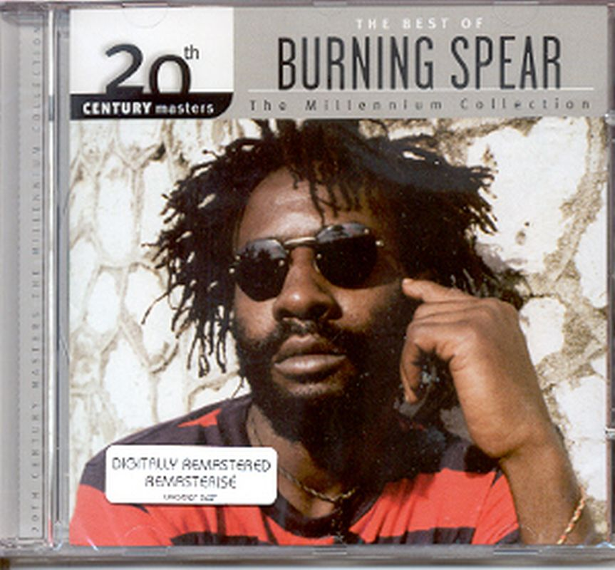 Burning Spear - The 20th Century Masters: Best Of - Cd