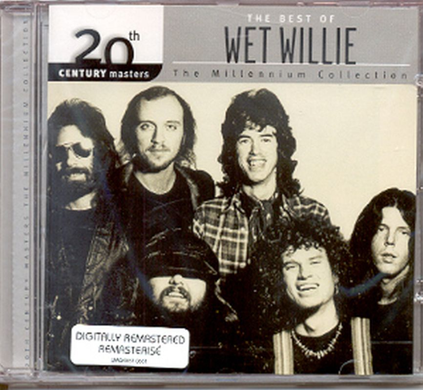 Wet Willie -  vinyl records and cds