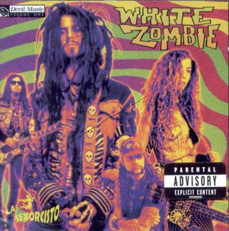 White Zombie - La Sexorcisto: Devil Music Volume 1 - Cd