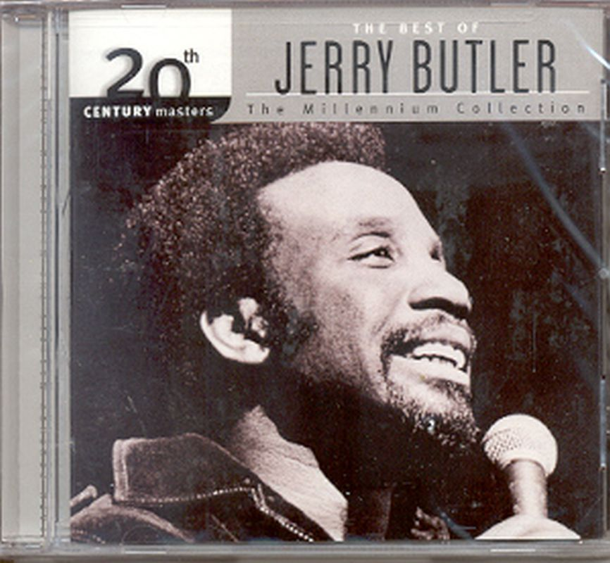 Jerry Butler - The 20th Century Masters: Best Of - Cd