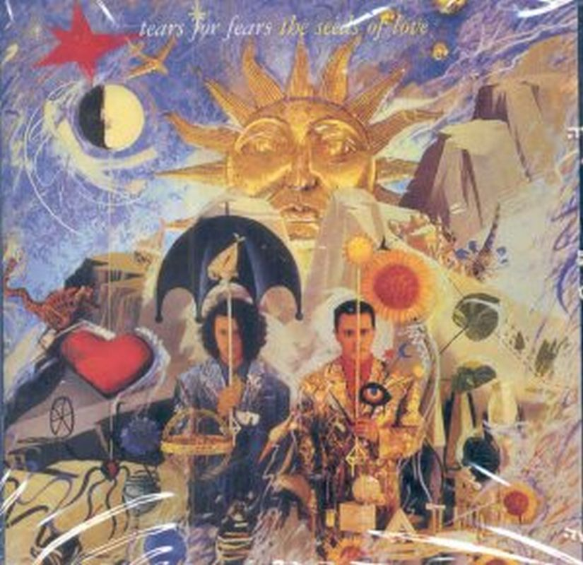 Tears For Fears - The Seeds Of Love (rm - Cd)