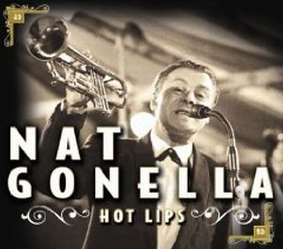 Nat Gonella - Hot Lips - Cd