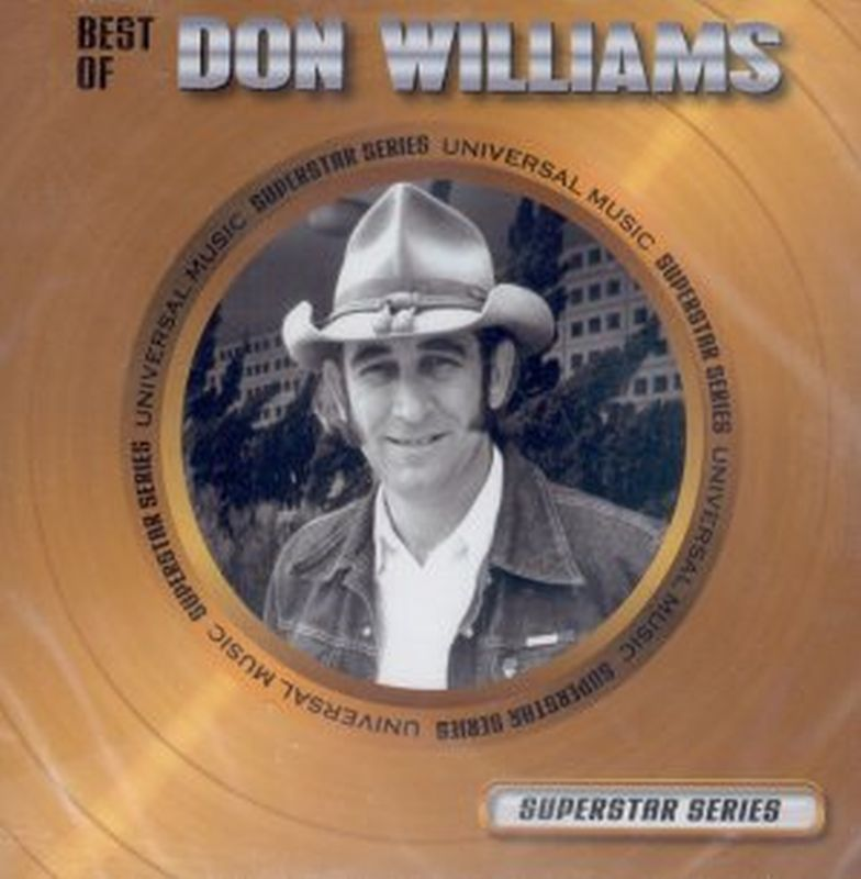 Don Williams - Best Of - Cd