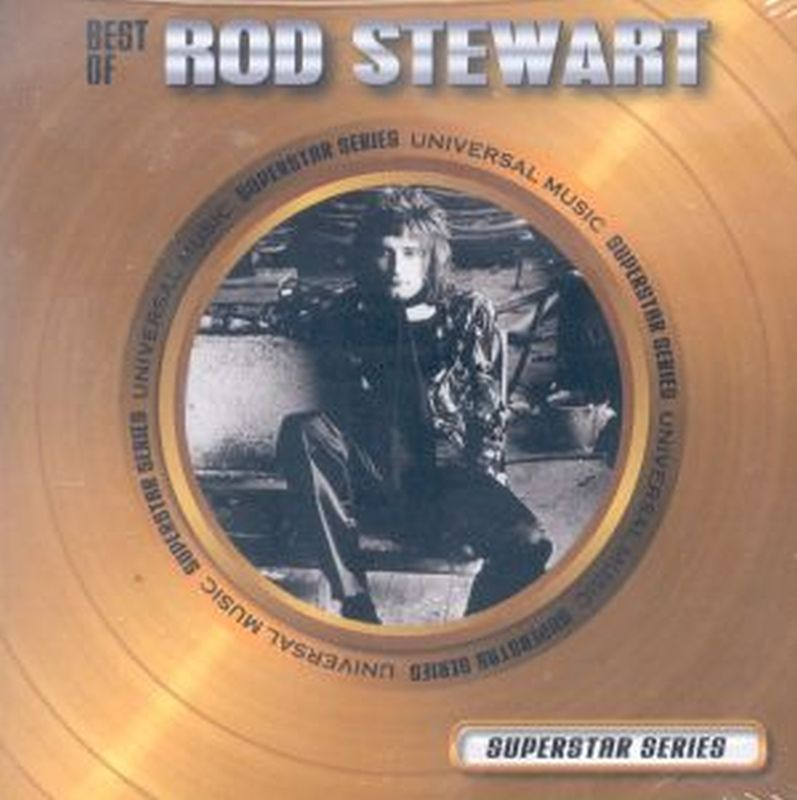 Best Of - Cd - Rod Stewart