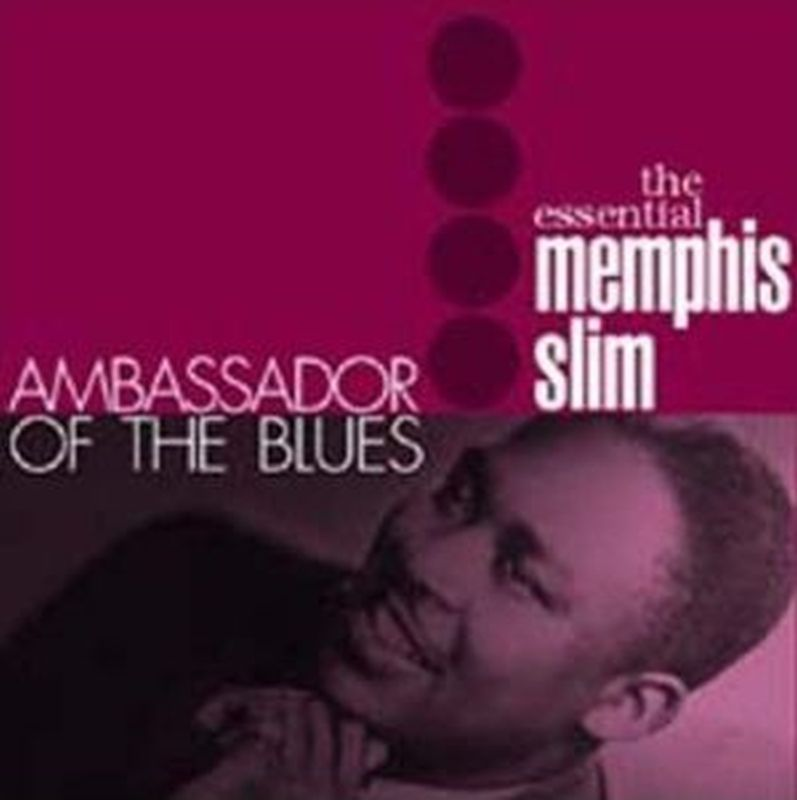 Ambassador Of The Blues