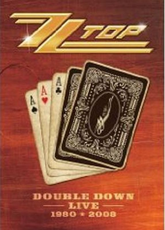 ZZ Top - Doudouble Down Live: 1980/2008 - 2dvd
