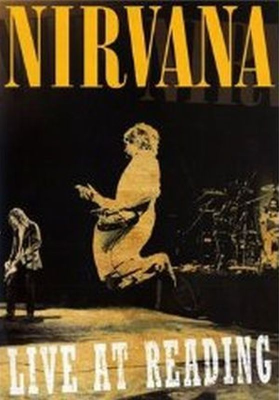 Nirvana - Live At Reading - Dvd