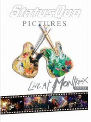 Status Quo - Pictures: Live At Montreux - Dvd