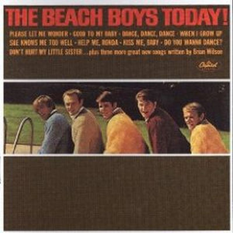 Beach Boys - Today! (limited Ed - Vinyl)